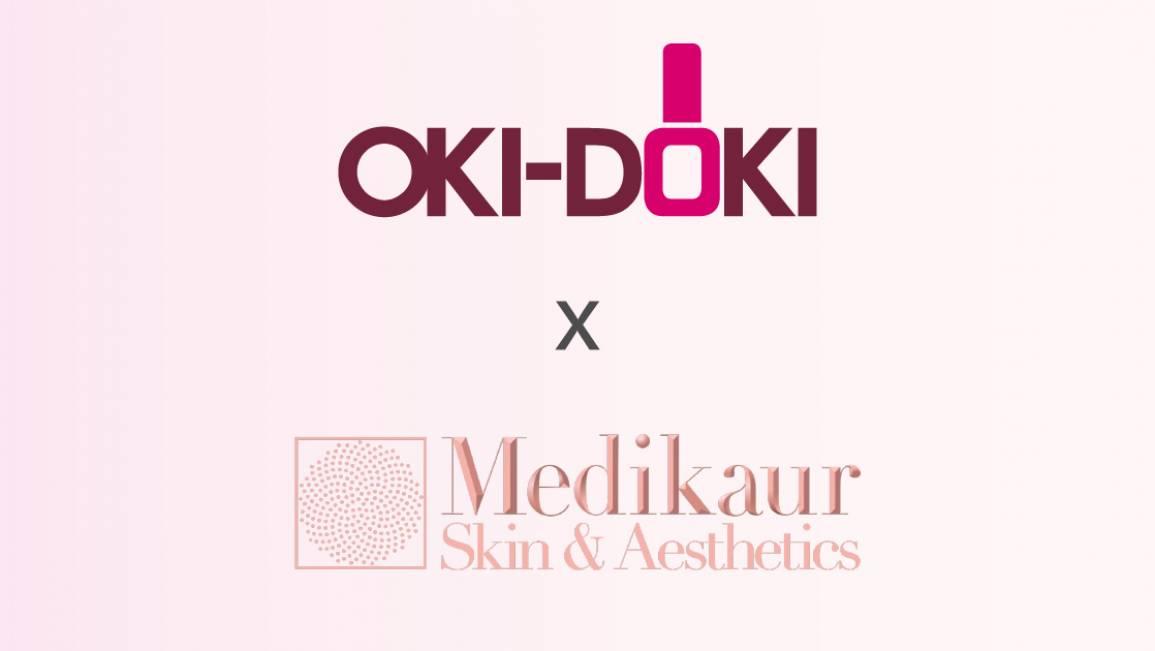 Skin Treatments in Canary Wharf: Medikaur @ Oki-Doki